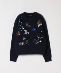 LANVIN COLLECTION/ビーズ刺繍ニット/502808589