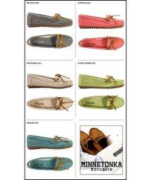 MINNETONKA/ミネトンカ MINNETONKA モカシン キャンバス モック CANVAS MOC 限定 レディース/503017007