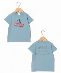 JEANS‐b2nd/painter Tシャツ/503045317