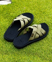 green label relaxing/[ テバ ] SC TEVA VOYA SLIDE サンダル/503047300