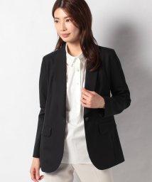 Leilian/【my perfect wardrobe】とろみジャケット/503047836