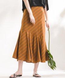 socolla/【socolla】裾切り替えマーメイドスカート/503058134