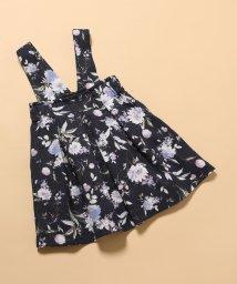 ROPE' PICNIC KIDS/【ROPE' PICNIC KIDS】ブーケフラワージャンパースカート/503068871