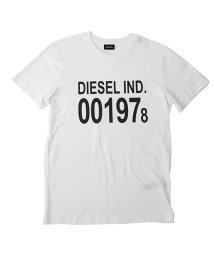 DIESEL/DIESEL T-DIEGO-001978 ディーゼル プリント Tシャツ 00SASA-0AAXJ/503077240