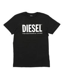 DIESEL/DIESEL T-DIEGO-LOGO ディーゼル プリント Tシャツ 00SXED-0AAXJ/503077243