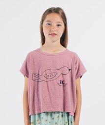 こどもビームス/BOBO CHOSES / Bird ショートスリーブ Tシャツ 20(2~11才)/503089210