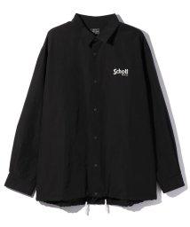 Schott/COACH SHIRT/コーチシャツ/503089233