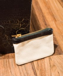 realize/【W】LEATHER&CANVAS COIN CASE/503090415