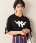 CAST:/【KAPPA】Up&Down BANDA Tシャツ/503091245
