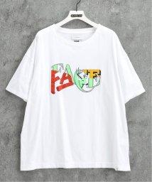 PULP/【FACETASM / ファセッタズム】 MIX FACE BIG TEE/503091547