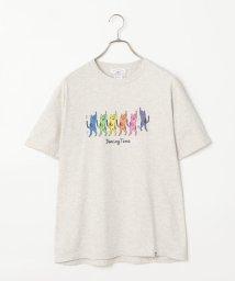POCHITAMA LAND/Colorful Tama Tシャツ/503046351