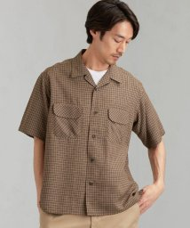 green label relaxing/別注 [ ペンドルトン ] SC PENDLETON GLR BORD 半袖 シャツ/503065028