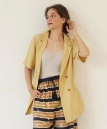 FIKA./FIKA. Half sleeve jacket/503075728