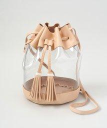 FIKA./MASTER & co Leather×pvc shoulder bag/503075733