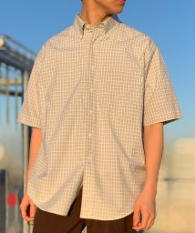GLOSTER/【Gymphlex / ジムフレックス】 BIG B.D SHIRTS #J-1422NBP/503079503
