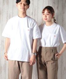 GLOSTER/【DANTON/ダントン】ポケットTシャツ #JD-9041/503079504