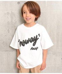 ANAP KIDS/発泡プリントビッグTシャツ/503091771