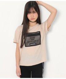 ANAP GiRL/メッシュポケット付Tシャツ/503091777