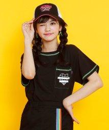 JENNI belle/【WEB限定】配色ステッチポケットTシャツ/503092538