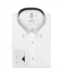 BRICKHOUSE/ワイシャツ 長袖 形態安定 ボットーニ ボタンダウン  スリム メンズ/503092645