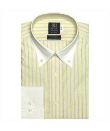 BRICKHOUSE/ワイシャツ 長袖 形態安定 クレリック ボタンダウン  標準体 メンズ/503092648