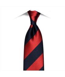 BRICKHOUSE/ネクタイ 日本製 絹100% ネイビー系 ビジネス フォーマル/503092663