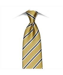 BRICKHOUSE/ネクタイ 日本製 絹100% イエロー系 ビジネス フォーマル/503092666