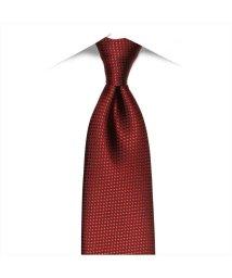 BRICKHOUSE/ネクタイ 日本製 絹100% エンジ系 ビジネス フォーマル/503092668