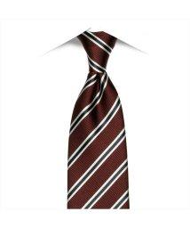 BRICKHOUSE/ネクタイ 日本製 絹100% エンジ系 ビジネス フォーマル/503092670