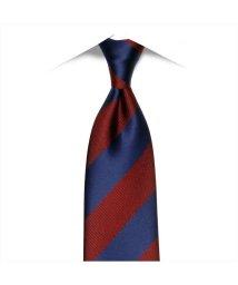 BRICKHOUSE/ネクタイ 日本製 絹100% エンジ系 ビジネス フォーマル/503092671