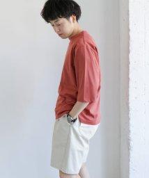 URBAN RESEARCH DOORS/ダブルシルケット6分袖Tシャツ/503093034