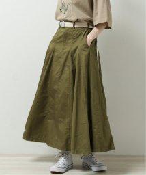 DOUBLE NAME/裾ボリュームフレアスカート/503093142