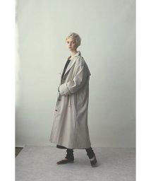 ETRE'TOKYO/ドローストリングルーズトレンチコート/503093231