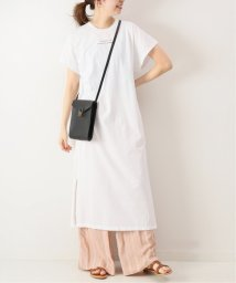 Spick & Span/【TICCA】ロゴフレンチスリーブワンピース◆/503094138