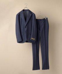 SHIPS MEN/SD: LORO PIANA ZELANDER ハウンドトゥース  スーツ/503094159