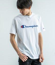 Rocky Monroe/半袖Tシャツ メンズ ユニセックス 無地 シンプル カジュアル ストリート ロゴプリント ベーシック コットン 綿 スポーティ Champion チャンピオン /503094376