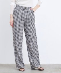 ADAM ET ROPE'/【GANNI】PRINTED CREPE PANTS/503094626