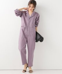 Spick & Span/【ALEX MILL】STANDARD COTTON JUMPSUIT/503094760