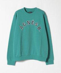 agnes b. HOMME/K256 SWEAT ロゴスウェット/502955814