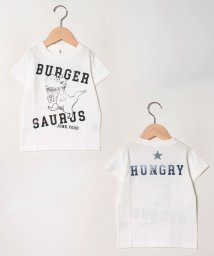 JEANS‐b2nd/burger saurus Tシャツ/503045341