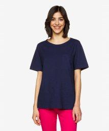 BENETTON (women)/コットンポケット付きTシャツ・カットソー/503067890
