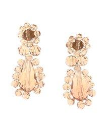 Couture Brooch/カットワークフラワーピアス/503094918