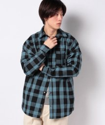 URBAN RESEARCH OUTLET/【WAREHOUSE】長袖チェックシャツジャケット/503039355