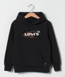 LEVI'S LADY/【KIDS】CHENILLE BATWING HOODIE BLACK/503045498