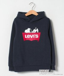 LEVI'S LADY/【KIDS】SNOOPY HOODED FLEECE OBSIDIAN/503045499