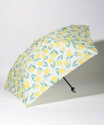 Cocoonist/チューリップ柄晴雨兼用軽量折りたたみ傘 雨傘/503053893