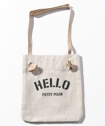 petit main/HELLOプリントポシェット/503067726