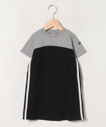 petit main/サイドラインTシャツワンピース/503076020