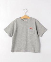 green label relaxing (Kids)/【キッズ】〔WEB限定〕LEE(リー)ポケットTシャツ/503003045
