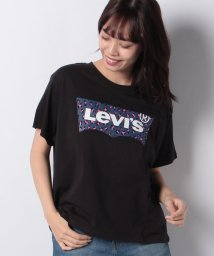 LEVI'S LADY/GRAPHIC VARSITY TEE HSMK LEOPARD FILL ME/503045383